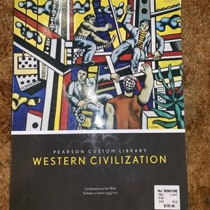 Western Civilization Textbook